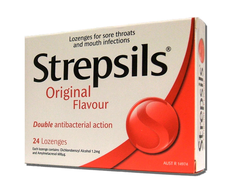 The real Original Strepsils